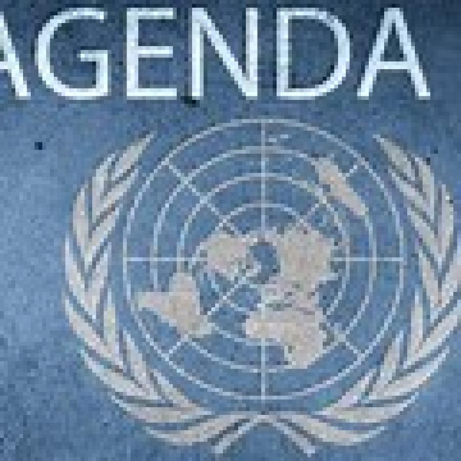 United Nations Agenda 30 Governs New Zealand