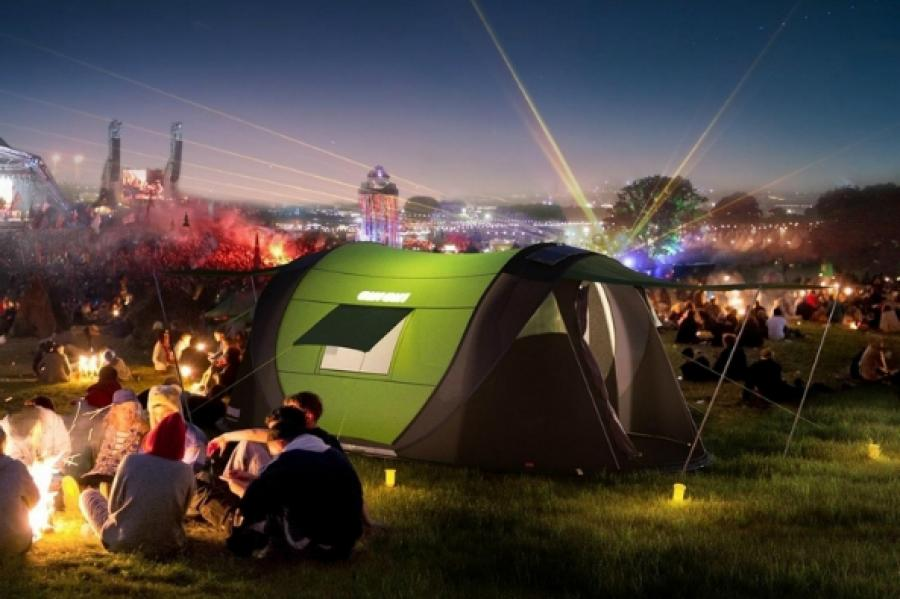 Meet Cinch the new solar powered pop-up tent & Meet Cinch the new solar powered pop-up tent - MSC NewsWire