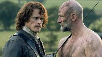 Outlanders Graham McTavish and Sam Heughan Clanlands Book Evokes Eerie Pandemic Film Coincidences