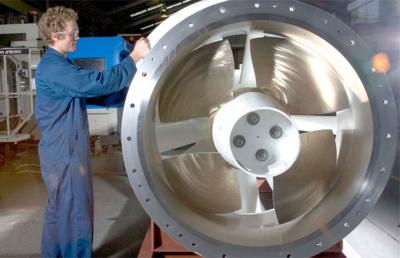 HydroWorks Provides 5 Mini Hydro Turbines For Melbourne Water