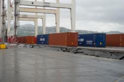 CentrePort to Secure Cranes as Recovery Continues