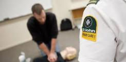 ST JOHN LAUNCHES 3 STEPS PROGRAMME TO HELP SAVE 500 LIVES A YEAR