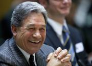 Doors of Ministry of Foreign Affairs & Trade Open for New Zealand First Party's Balance of Power Holder Winston Peters MP