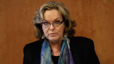 We predicted Judith Collins as Revenue Minister