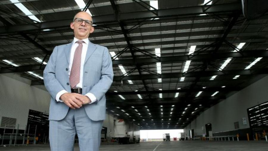 CEVA moves into biggest shed in Australia, equivalent to eight football fields
