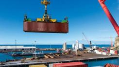 Sales of land for logistics purposes related to its port operations are booming at Napier.