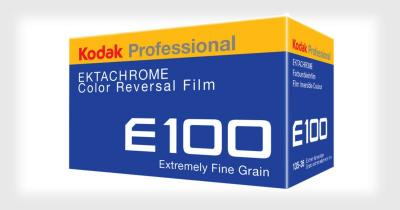 Kodak is bringing back the iconic Ektachrome format