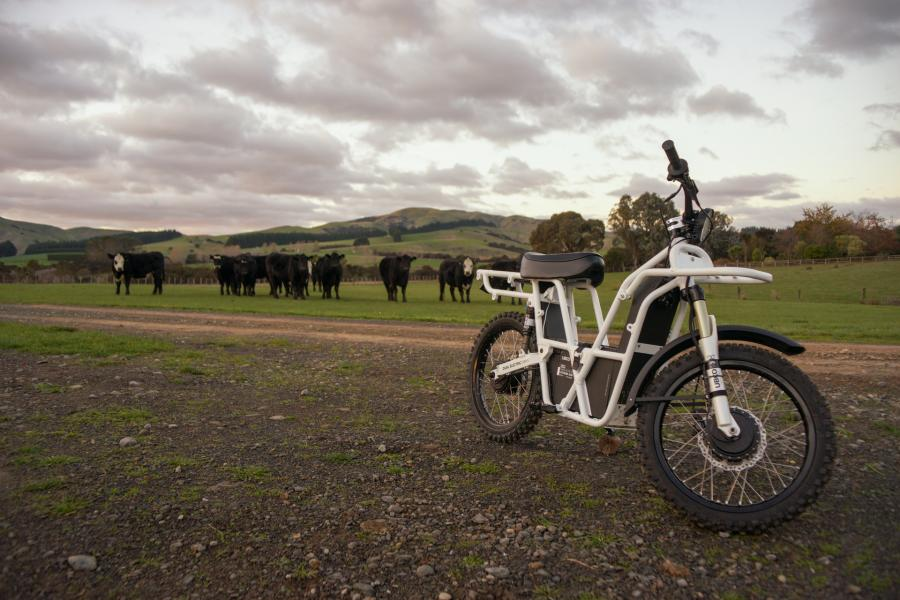 NZ company to unveil its newest electric farm bike at 'Ploughing' 2017 in Ireland