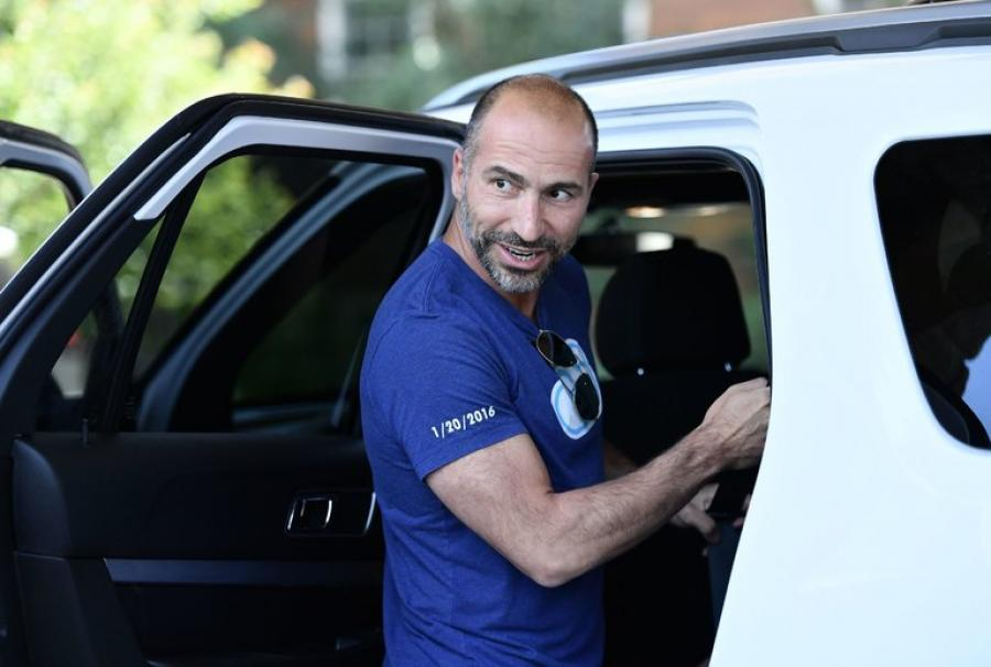 Uber Chooses Expedia's Chief as C.E.O., Ending Contentious Search
