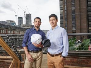 Urban wind turbine claims the prestigious international James Dyson Award