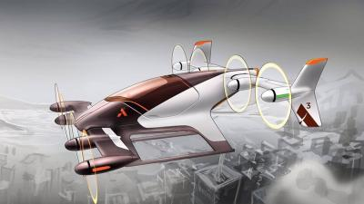 Airbus to test a flying car by end of 2017