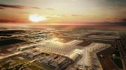 The lights are on at Runway Number One - Istanbul's new airport