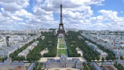 Eiffel Tower to Get BIM Makeover in Time for 2024 Olympics