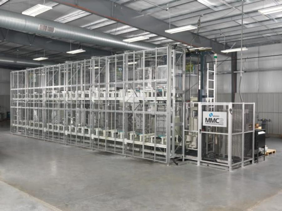 Makino Announces New Design Configuration for Pallet-Handling System