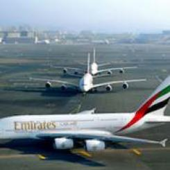 Emirates goes all A380 in Melbourne