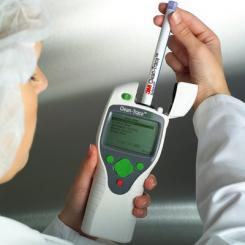 3M Food Safety updates clean-trace Luminometer