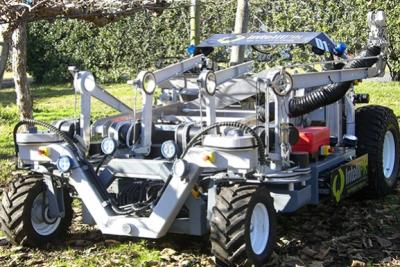 New Zealand company creates robots for horticulture