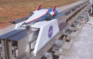 NASA developed a prototype Magnetic Levitation (MagLev) System.