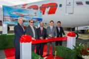 Thailand-based airline takes world's first B737 MAX 9