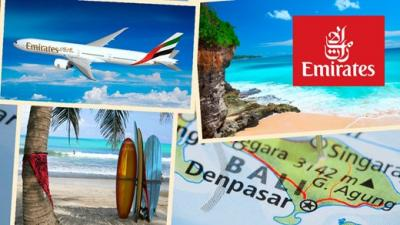 Emirates' new Bali route caters to luxury travellers in New Zealand