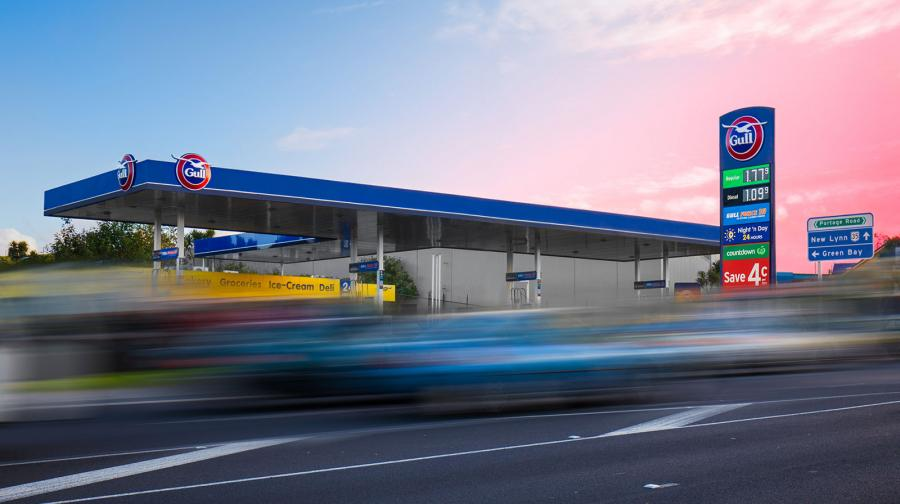 Caltex approved to buy Gull NZ