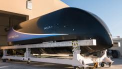 Virgin Hyperloop One's new speed record was set using an unmanned prototype travel pod