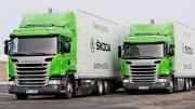 CNG-powered trucks cut costs and emissions at Skoda