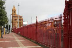 Sneak a peek behind the red fence at Ports of Auckland's SeePort Festival