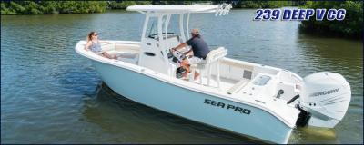 Fusion Partners with Sea Pro Boats