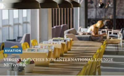 Virgin Australia has launched a new international lounge network in Australia and New Zealand!