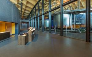 The Macallan's Pioneering New Distillery Installs Flowcrete Flooring
