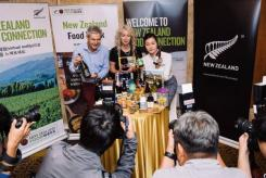 Diverse New Zealand food showcased in Seoul