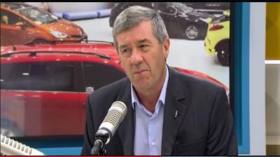 Toyota New Zealand CEO Alistair Davis
