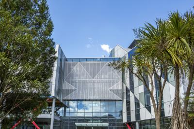 PM opens new Ernest Rutherford building at University of Canterbury