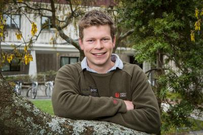 Studying towards a Bachelor of Engineering with Honours in Forest Engineering