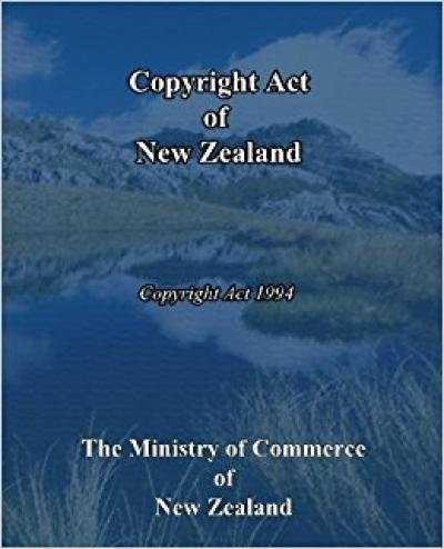 Government launches review of the Copyright Act 1994