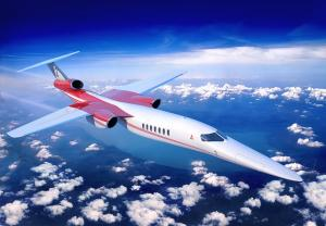 A new agreement between Aerion and Lockheed Martin brings us one step closer to the rebirth of supersonic aviation(Credit: Aerion Corporation)