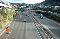 Ministry of Works Wellington Motorway Swathe Sowed Anti Big Engineering Project Whirlwind