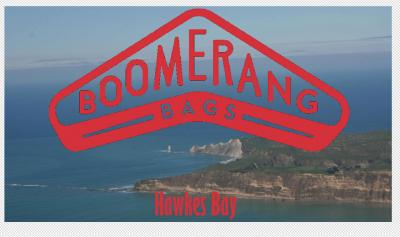 Boomerang Hawkes Bay part of an australsian wide iniative