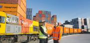 Coda intermodal freight hub officially opened