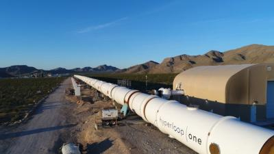 Potential routes for a US Hyperloop system would link more than 35 states.
