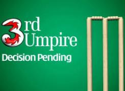 A third umpire for the country's judges - why not?