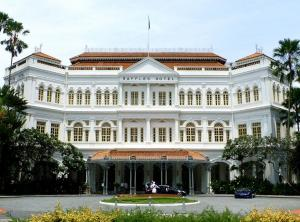 Raffles Singapore: Farewell Old Friend, Hello New Beauty
