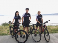 The CADPRO Pro Cycle Team! Well
