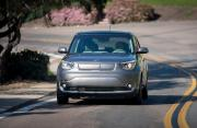 2018 Kia Soul EV wireless charging test car. Photo / Kia USA