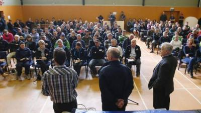 A Bovis Action group Public Meeting
